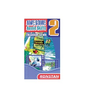 DVD Awesome Aussie Skiff 2