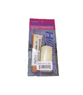 Lévre de dérive mylar 50mmx2m avec colle