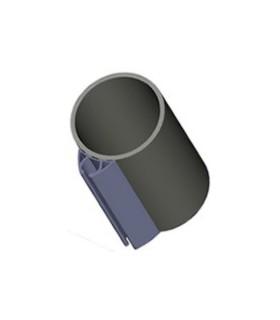 Ralingue plastique pour mât carbone