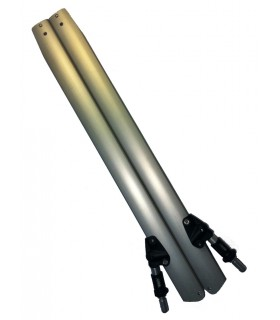 Barres de flèche réglable MK2 470mm