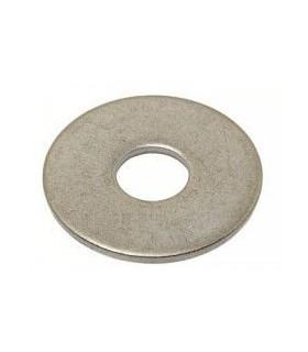 Rondelle inox 4mm Sachet par 30