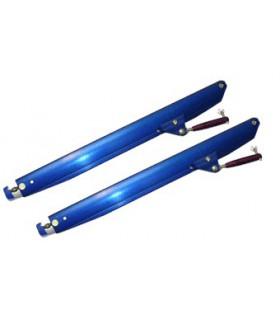 Barres de flèche réglables 450mm