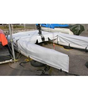 Taud de parking complet Mattia Esse High Tech Polyester Ripstop