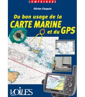 Carte marine et GPS Voiles et voiliers