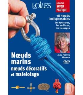 DVD Noeuds marins Voiles et Voiliers