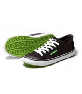 Chaussure de pont ZKG's Noir / Vert