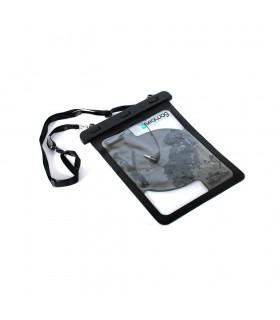 Pochette étanche Tablette mini avec poignée et sortie écouteurs