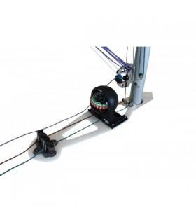 Compas 103RE avec platine de fixation Laser