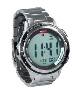 Montre Clear Start 50mm tout inox