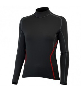 Top micropolaire Hydrophobe Femme