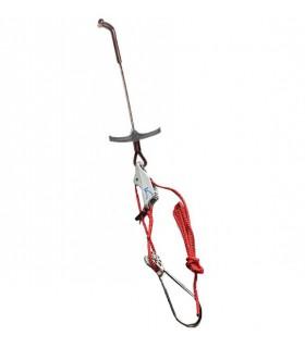 Cable de trapéze monotoron 2mm T/Cosse poignée+coinceur+palan