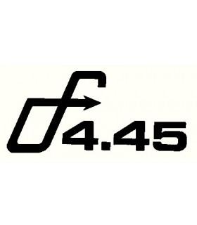 GV 445 loisir