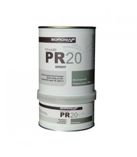 Primaire epoxy bicomposant PR20 750cc