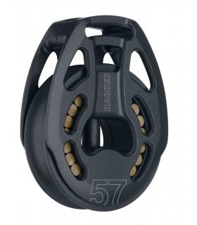 Poulie 57mm loop aluminium Black Magic®