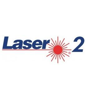 Taud dessus Laser 2 Polyester PVC 680g/m²