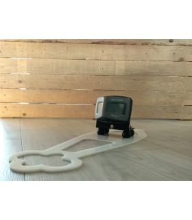 Platine de fixation compas Micro Compas pour Laser®