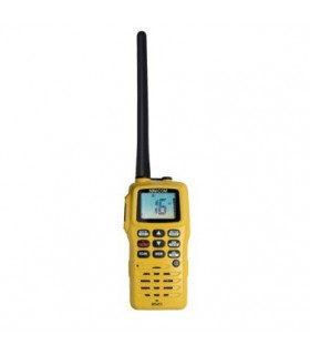 VHF portable 6W étanche IPX6 flottante batterie Lithium RT411 - Pack
