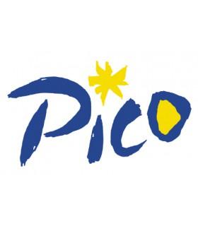 Taud dessus Laser Pico PVC 680g/m²