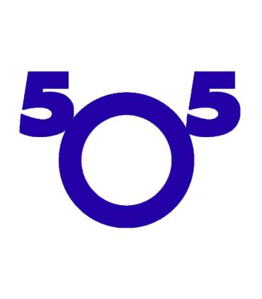 Logo 505 insigna la paire