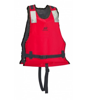 Gilet Kayak club 70N Rouge