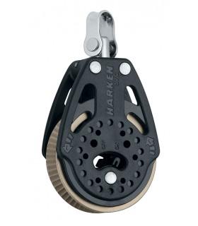 Poulie winch 57mm Carbo Ratchet® Power3 Grip x1.5