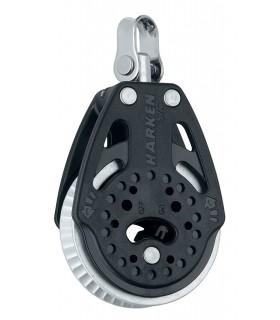 Poulie winch 57mm Carbo Ratchet® Power3 Grip x2