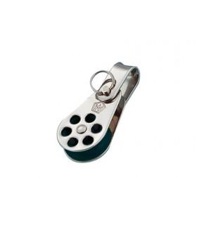 Poulie simple anneau 24mm