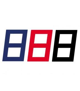 Numéro adhésif Digital insignia 230mm