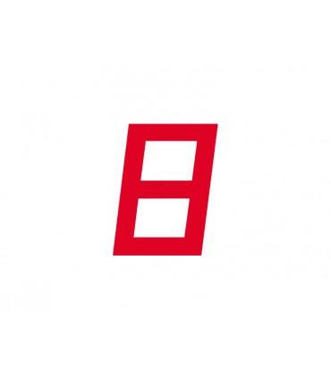 Numéro adhésif Digital insignia 300mm