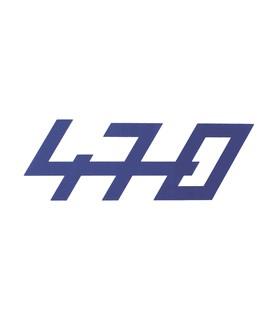 Logo 470 Insignia (paire)