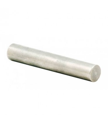 Axe inox lisse 8x48mm (pied de mât composite arrière)