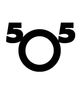 Drisse de GV 505 ES 2.5mm avec hook complète