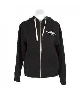 Sweat Capuche à Zip Calif
