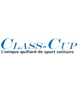 Taud dessus Class Cup / Skeel Coton Acrylique Marin 315g/m²