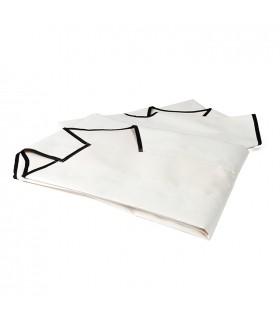 Set de trampolines pour ailes Hobie 17 PVC Blanc