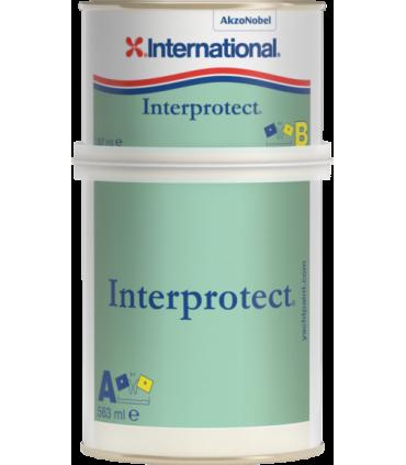 Primaire bi-composants Interprotect Blanc 5 litres