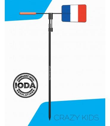 Girouette Opti Flag France