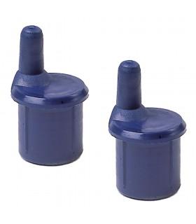 Embouts de livarde têton 25mm (la paire)