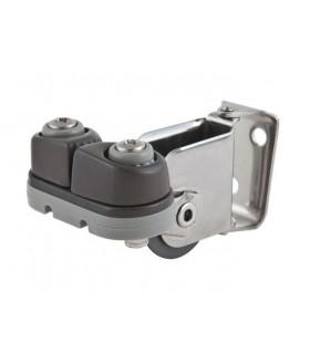 Poulie basculante 30mm Dynamic avec taquet 27mm