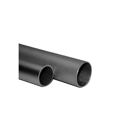 Tube alu anodisé 40x2mm ml Taille 1m