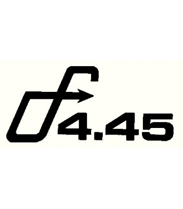 GV 445 régate