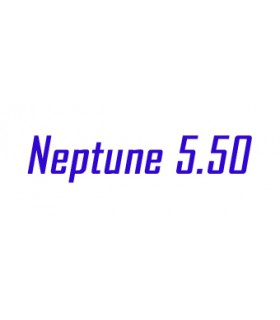 Taud dessus Neptune 550 Polyester Ripstop enduit PU 270g/m²