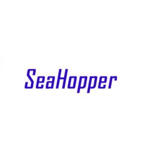 Taud dessus Sea Hopper Polyester Ripstop enduit PU 270g/m²