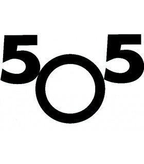 Hauban 505 Dyform Ø3mm T/Oeil