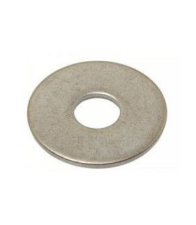 Rondelle 8mm L plate inox A4