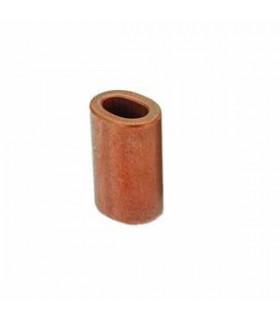 Manchon 3mm ovale