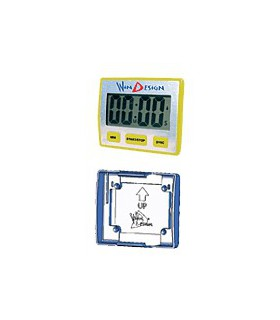 Support velcro pour chronometre Regatta Timer