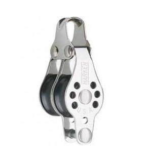 Poulie double ringot 22mm micro