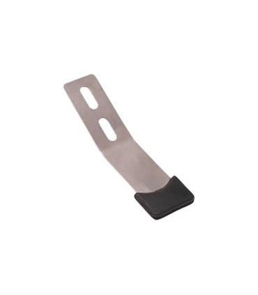 Languette de sécurité safran 40mm inox