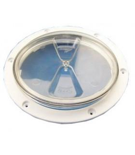 Trappe de visite transparent 108mm